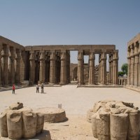 Храм верховного бога Амона-Ра :: Ruslan