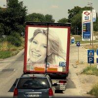 на дорогах Сербии :: Ольга