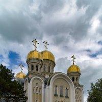 Кисловодский Никольский собор :: Николай Николенко