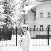 Черно-белое :: Наталья Базанова