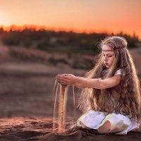 Время, как песок :: Юлия