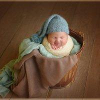 Маленький улыбун :: Юлия Слободскова