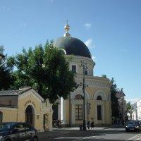 Скорбященская церковь на Большой Ордынке :: Natalia Harries