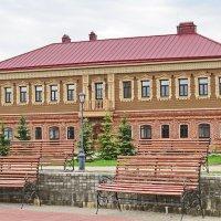 гостиница, дом купца Каменева Ф.Т. :: aleksandr Крылов