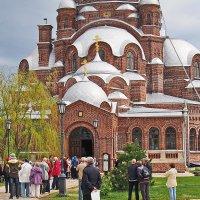 собор иконы Божией Матери Всех Скорбящих Радость :: aleksandr Крылов