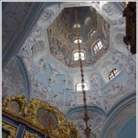 Дубровицы. Знаменская церковь. :: Николай Панов