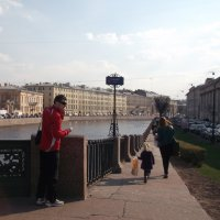 Аничков Мост :: Svetlana Lyaxovich