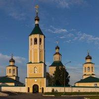 Иоанно-Богословский Макаровский монастырь :: Олег Манаенков