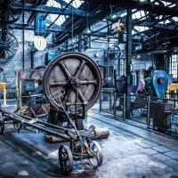Индустрия прошлого века :: Konstantin Rohn