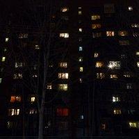 ночной город :: Евгений Поляков