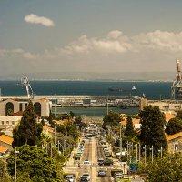 """Хайфа: """"Вид на Море"""" :: Aleks Ben Israel"""