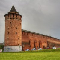 Маринкина башня Коломенского кремля :: Константин