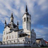 Церковь Захария и Елизаветы(Тобольск) :: Олег Петрушов