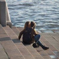 У Москва-реки :: Natalia Harries