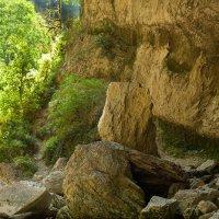 Водопад Пасть Дракона фото 2 :: Владислав Лопатов