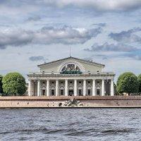Здание Биржи в Санкт-Петербурге :: Сергей
