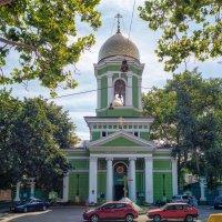 Утро воскресенья у Свято-Троицкого Собора. :: Вахтанг Хантадзе