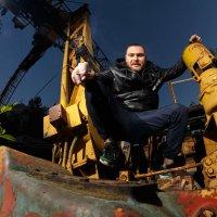 Industrial portrait :: Дмитрий Нигматулин