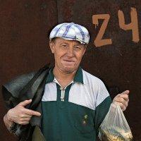 Рыбак :: Barguzin_45 Иваныч