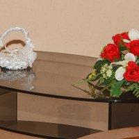 Столик в загсе :: Александр Ширяев