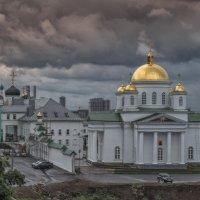 Тучи над Нижним :: Сергей Цветков