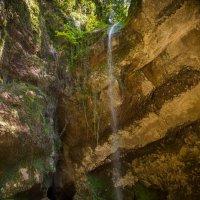 Водопад Пасть Дракона фото 3 :: Владислав Лопатов