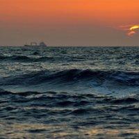 В море.... :: владимир