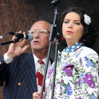 Давид Голощёкин и Айрин Буше :: Вера Моисеева