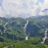 Таймазинские водопады, Дигория :: Мария Климова