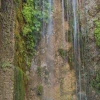 Водопадик в Новом Афоне. :: Виктор Евстратов