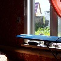 окно спальни :: Василий Щербаков