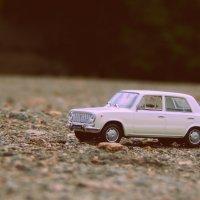 Модель автомобиля ВАЗ 2101 :: Сашко Губаревич