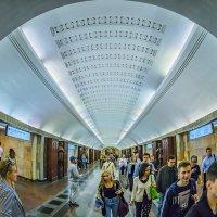 Подземная жизнь в Москве :: Игорь Герман