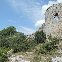 На мысе Куле-Бурун «Сюйреньская крепость» :: Валерия Тарасова