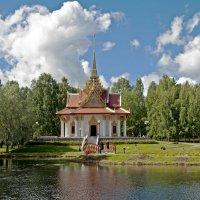 Thai pavilion :: Roman Ilnytskyi