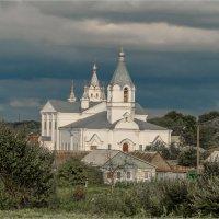 Ильинская Церковь с.Заолешинка :: Алексей Сопельняк