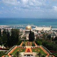 "Хайфа. Израиль: ""Бахайские сады"" :: Aleks Ben Israel"