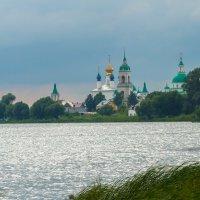 Спасо-Яковлевский Димитриев мужской монастырь, Ростов, Ярославская обл. :: Vladislav Gushin