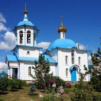 Деревенская церковь :: Екатерина Торганская