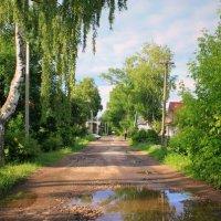 на улицах старого города :: Сергей Кочнев