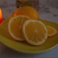 А  лимончика к чаю...не желаете?!))) :: Людмила Богданова (Скачко)