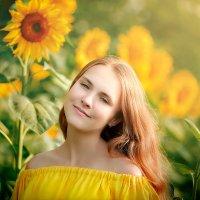 Подсолнечное лето :: Ирина Христенко
