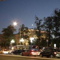 Вечерняя Москва :: Natalia Harries