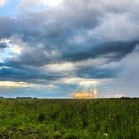 Закат после дождя :: Алёнка Шапран