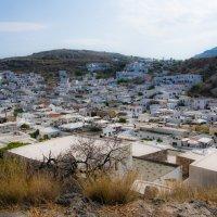 Деревня Линдос, что на Родосе. :: Олег Oleg