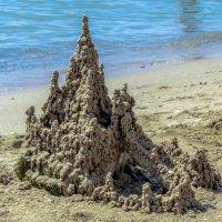 Замок на песке :: Владимир Орлов