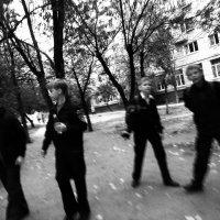 Ватага :: Сергей Веснин