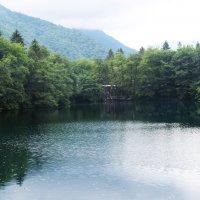 Голубое озеро :: Любовь ***