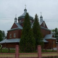 Греко - католический   храм   в   Чукаливке :: Андрей  Васильевич Коляскин