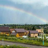 Где-то в дали идут дожди :: Владимир Деньгуб